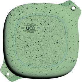 UCO Bamboo Mess Kit 5 Pcs Robin Egg Green